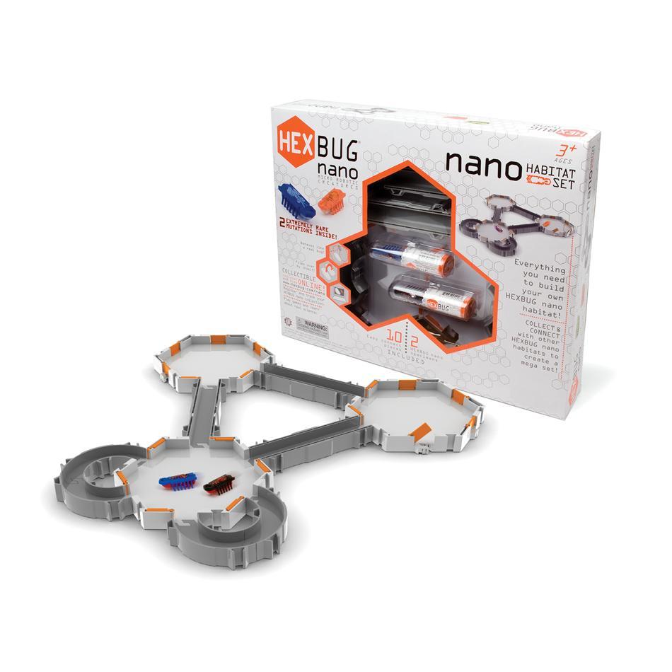 hexbug nano habitat set the granville island toy company