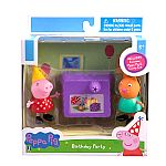 "Peppa Pig 3"" Figurine 2 pack"