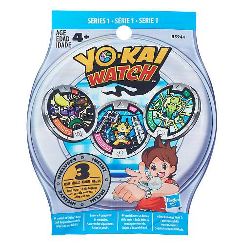 Yokai watch medallion series 1 the granville island toy for Sale de bain yo kai watch 2