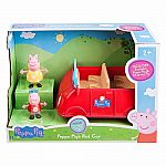 Peppa's Red Car