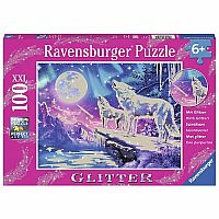 100pc Twilight Howl -Glitter