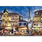 Pretty Paris 300pc Large Format Puzzle