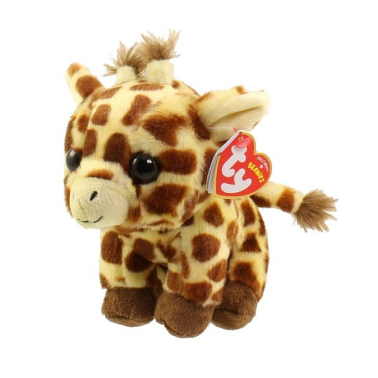 Ty Peaches Giraffe Beanie Babies Small - The Granville Island Toy ... 94ea72d5355