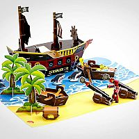 Stikbot Movie Set - Farm/Pirate