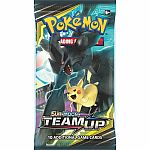 Pokemon Sun & Moon Team Up Booster Pack