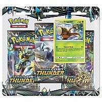 Pokemon SM8 Lost Thunder Blister 3pk