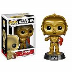 Star Wars EP7's C3PO - Pop! Vinyl Figure