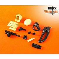 BrickWarriors Minifigure Accessory Packs - Series 1