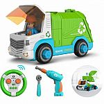 Assembly City RC Garbage Truck