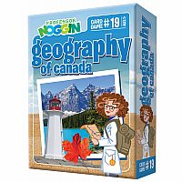 Professor Noggin's: Geography of Canada