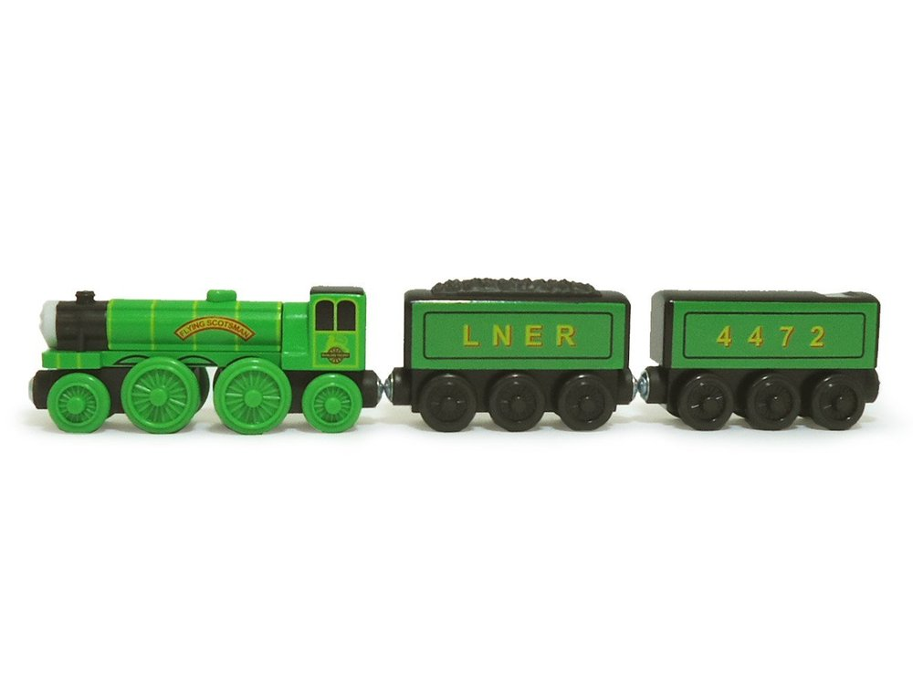 Thomas Friends Wooden Railway The Flying Scotsman The Granville
