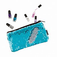 Sequin Gift Set - Pouch/Polish