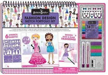 Fashion Angels Design Portfolio Art Set The Granville Island Toy Company