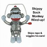 Sock Monkey, Skippy