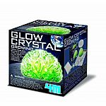 Glow-In-The-Dark Crystal Growing Experiment