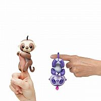 Fingerlings Sloth