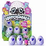 Hatchimals Coll-EGG-table 4pk