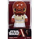 Star Wars Admiral Ackbar Tin Wind Up