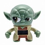 "Star Wars Yoda 3.5"" Alarm Clock"