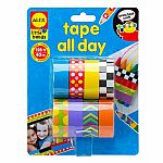 Alex Little Hands Tape All Day 8pk