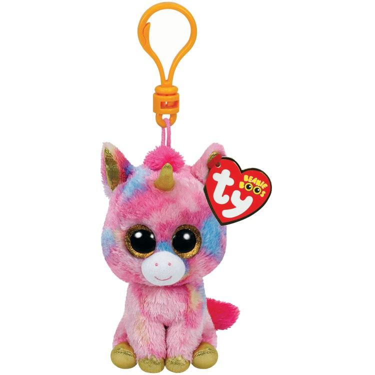 5803a661824 Ty Fantasia Beanie Boo Clip - The Granville Island Toy Company