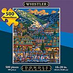 Whistler 500pc Puzzle