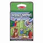 Water WOW Book Animals
