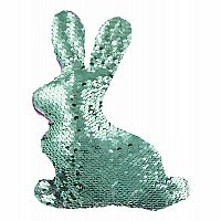 Magic Sequin Plush Bunny
