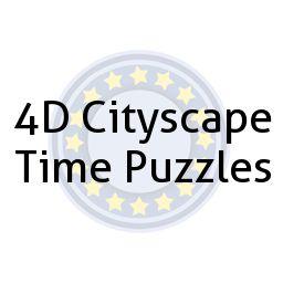 4D Cityscape Time Puzzles